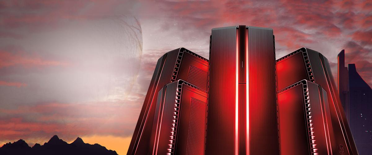 HP ENVY desktop towers