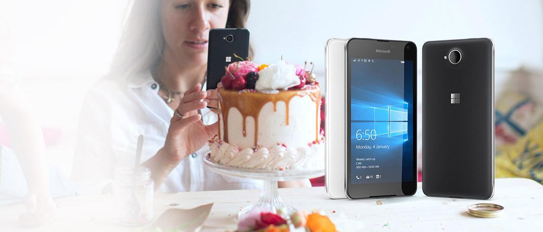 Microsoft Lumia 650 smartphone in prijs verlaagd