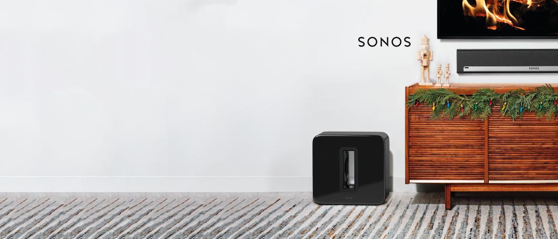 Bespaar tot 50,- op een Sonos speaker