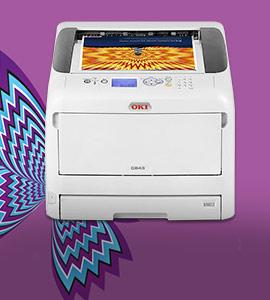 OKI C800 A3-kleurenprinters
