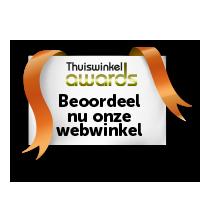Wij dingen mee naar de Thuiswinkel Awards Publieksprijs XL