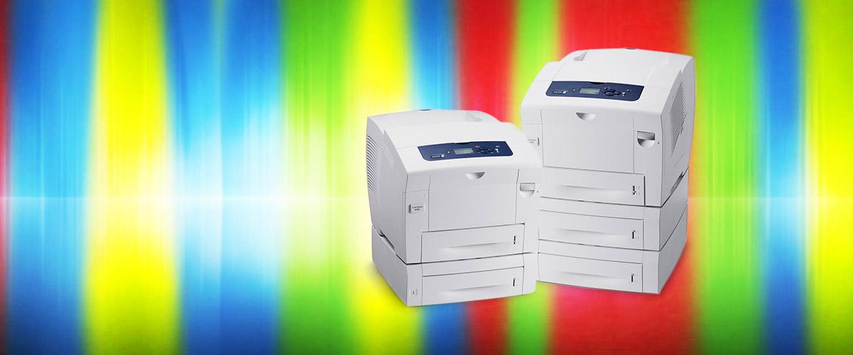 Kleurrijke Xerox cashback actie
