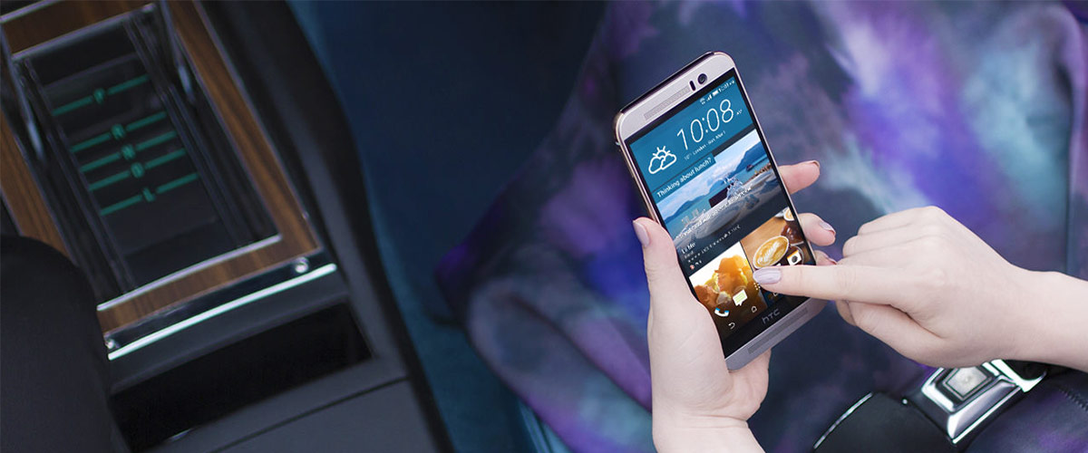Bestel nu de HTC One M9