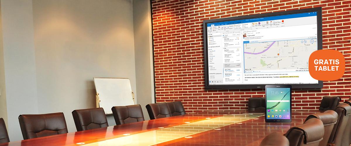 Samsung e-Board actie