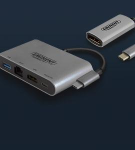 Eminent USB-C videoconverters