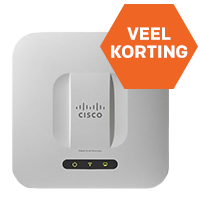Korting op Cisco access points: