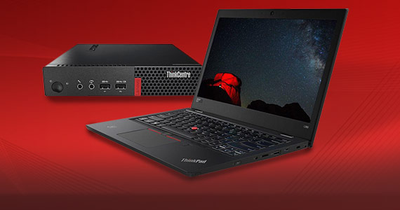 Prijsverlaging op Lenovo laptops, monitoren en pc's