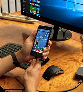 De voordelen van Microsoft Continuum