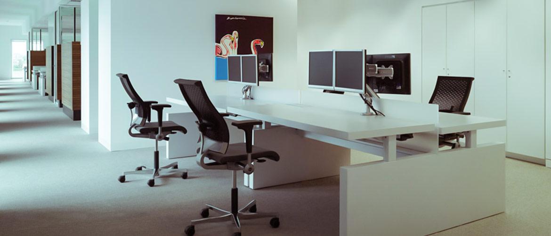 NewStar monitor- en projectorbeugels voor zakelijke toepassingen