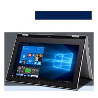 Tijd voor een 2-in-1 laptop met Windows 10 pro: