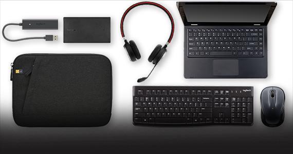 Onmisbare accessoires voor zakelijke laptopgebruikers