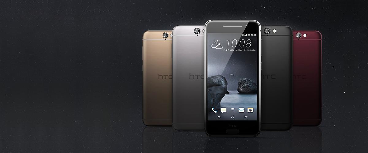 Gloednieuw: HTC One A9