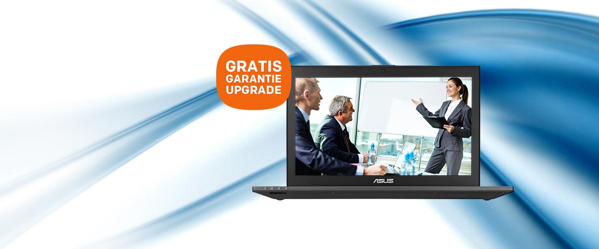 GRATIS Asus Garantie Upgrade