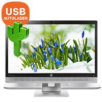 GRATIS USB t/m 23 maart 2018 bij aankoop van HP monitoren
