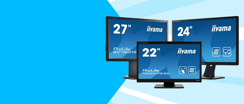 Welke iiyama monitor past bij u?