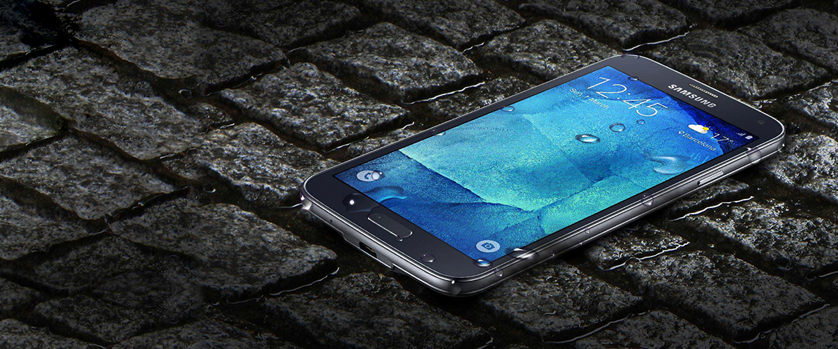 Nieuw: Samsung Galaxy S5 Neo