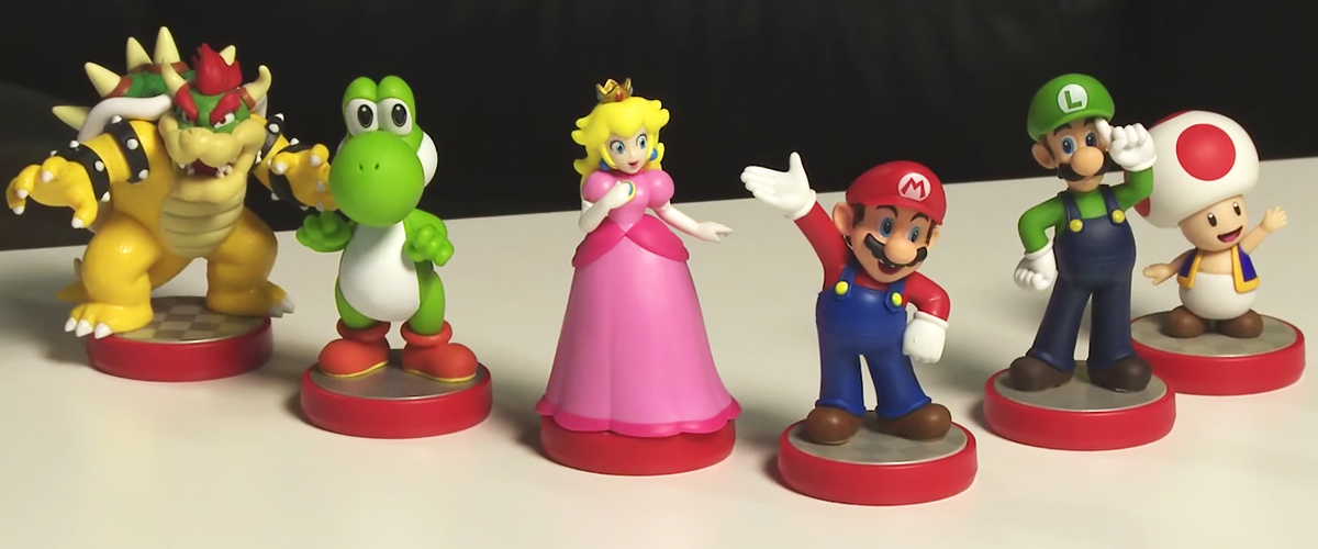 NU op voorraad: Nintendo Amiibo
