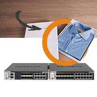 Upgrade uw bedrijfsnetwerk met NETGEAR