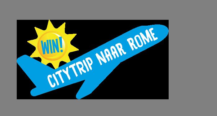 Win citytrip Rome + gifts bij HP producten