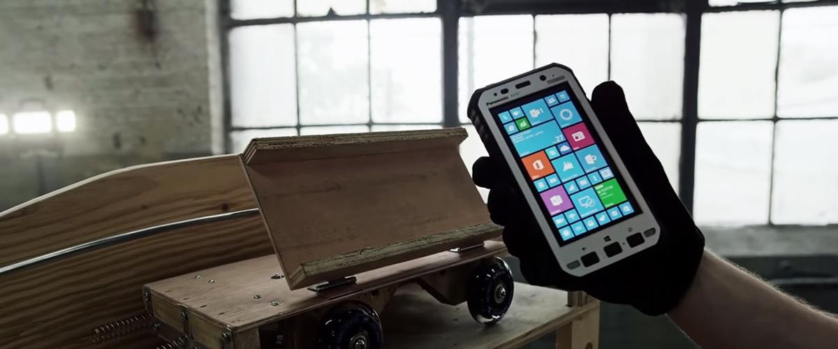 Nieuwe Panasonic Toughpads