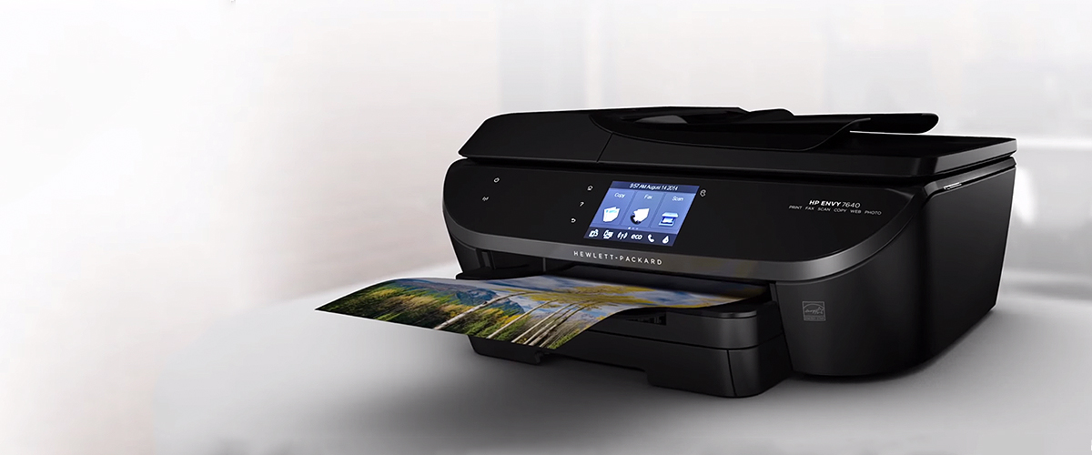 HP Envy e-All-in-One printers