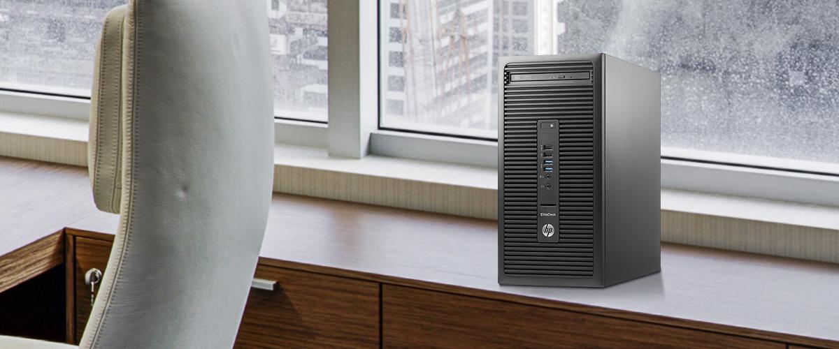 Nieuwe HP EliteDesk pc's