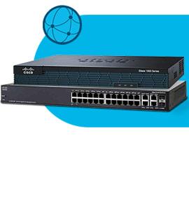 Cisco netwerkapparatuur