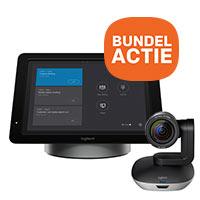 Logitech videoconferentie bundels voor professionele videovergaderingen