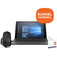 HP notebook & Microsoft office bundel