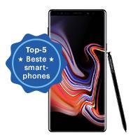 Top 5 beste zakelijke smartphones