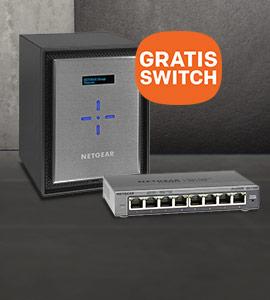 Netgear readynas-server