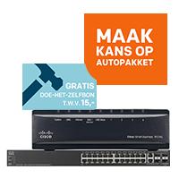 GRATIS Praxis bon bij Cisco netwerkproduct