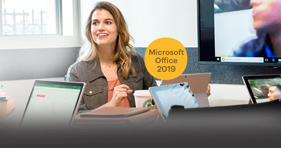 Nu verkrijgbaar: Microsoft Office 2019