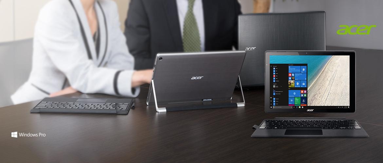 Acer Switch Alpha 12: ideaal voor onderweg, compact en krachtig