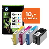 Originele HP inkt cartridges
