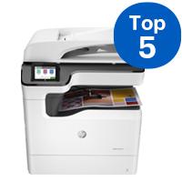 Top-5 zakelijke printers van 2021