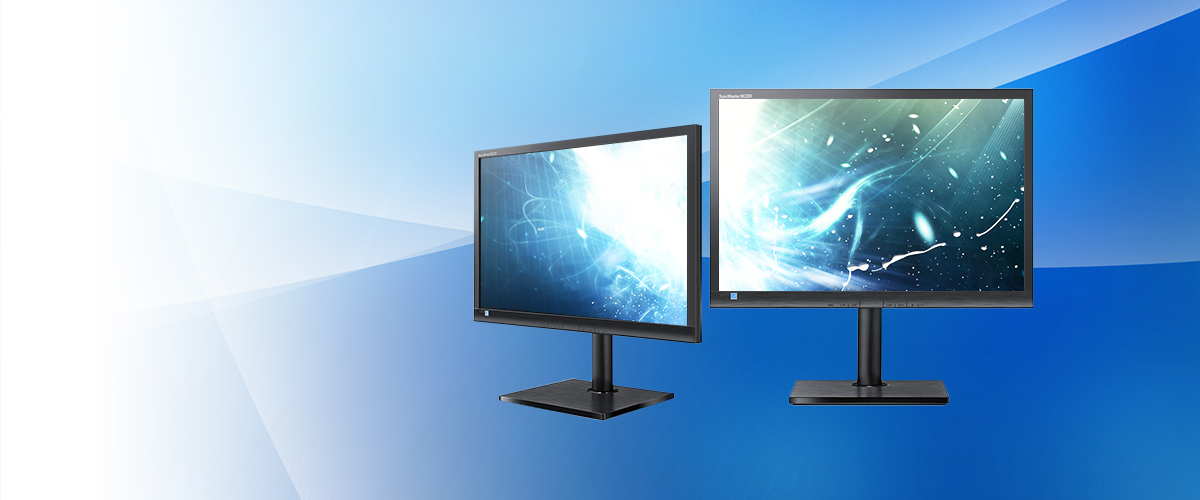 Forse korting op Samsung NC220 Thin Client monitor