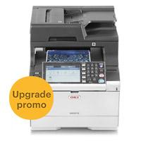 Upgrade uw oude OKI printer en krijg tot 100,- cashback