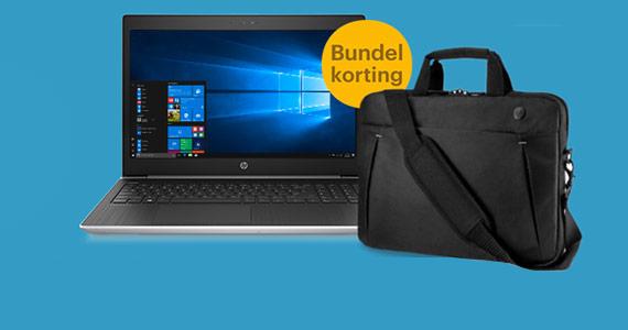 Extra voordeel met HP Premium notebook voordeelbundels