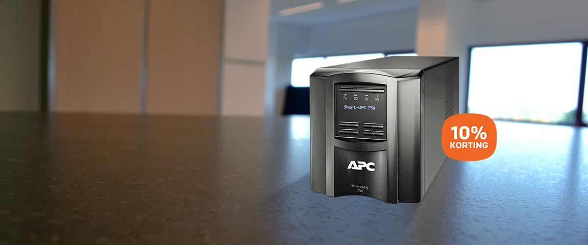 SMART UPS'en van APC