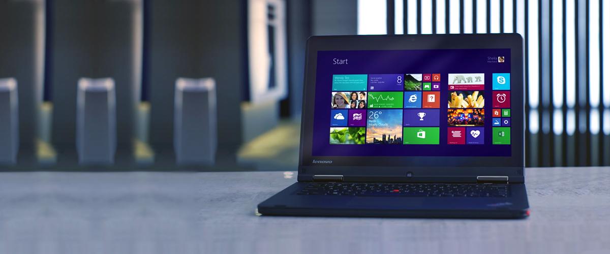 De nieuwe Lenovo ThinkPad Yoga