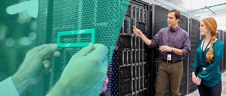 HPE Gen10 ProLiant servers