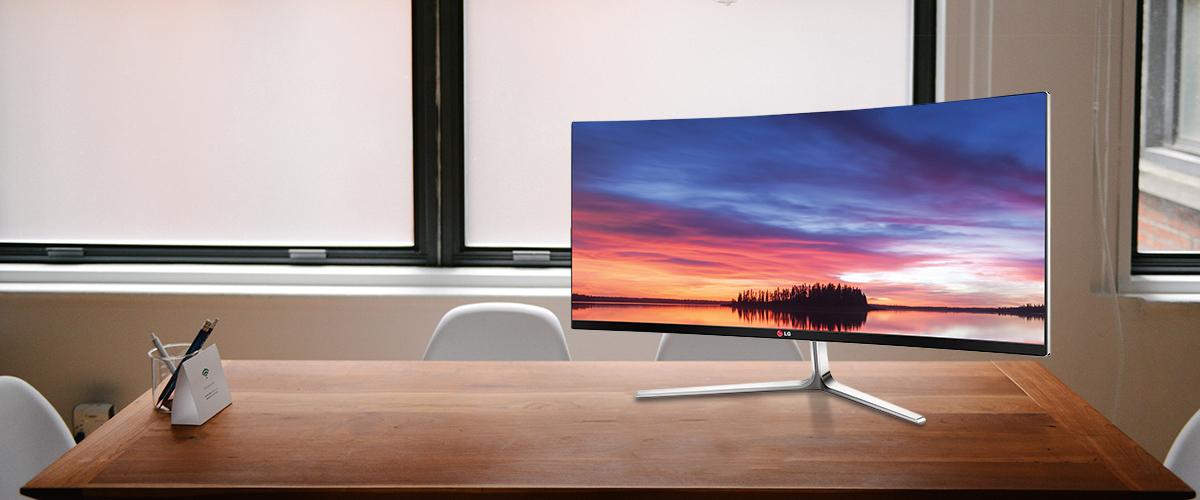Scherp geprijsde LG monitoren