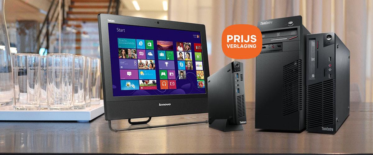 Lenovo prijsverlaging