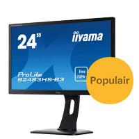 Bekijk hier al onze iiyama ProLite monitoren