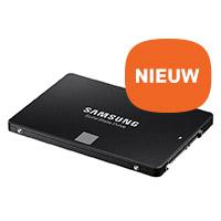 Samsung 860 EVO- en 860 PRO-SSD's