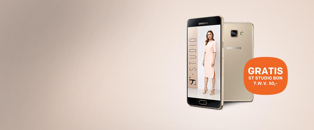 Samsung Galaxy A5 met GRATIS ST Studio giftcard