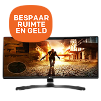 LG Ultrawide monitoren: