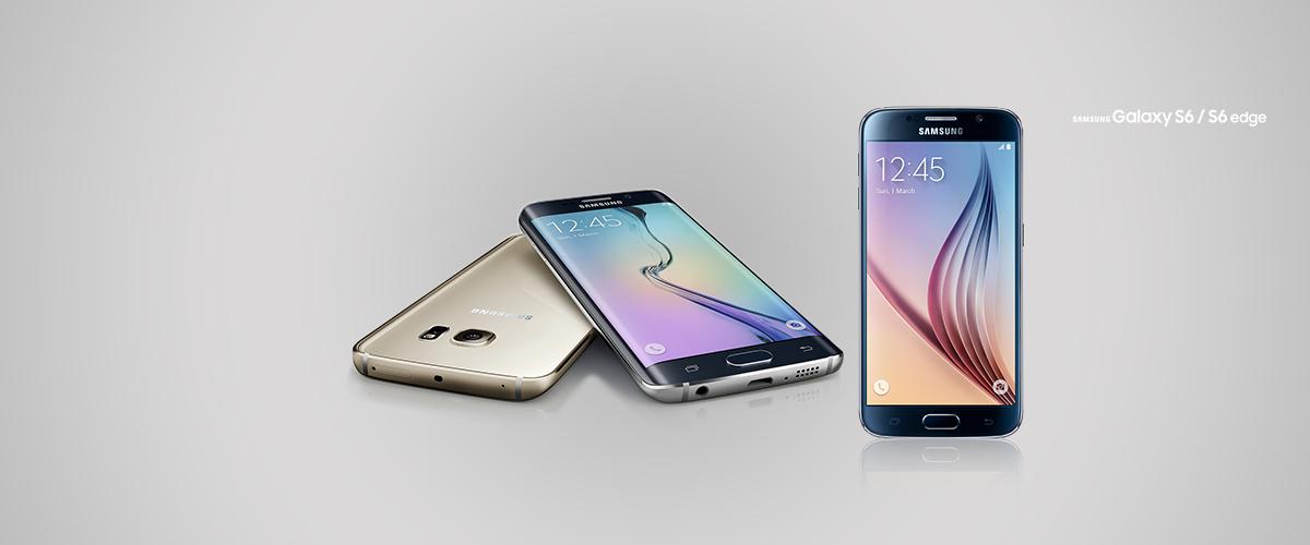 Samsung Galaxy S6 en S6 Edge