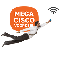 Alle Cisco acties & aanbiedingen